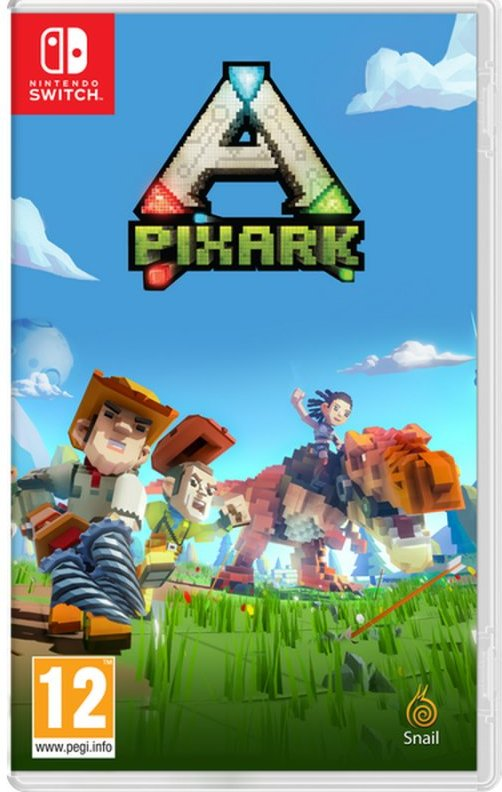 Image of   Pixark - Nintendo Switch