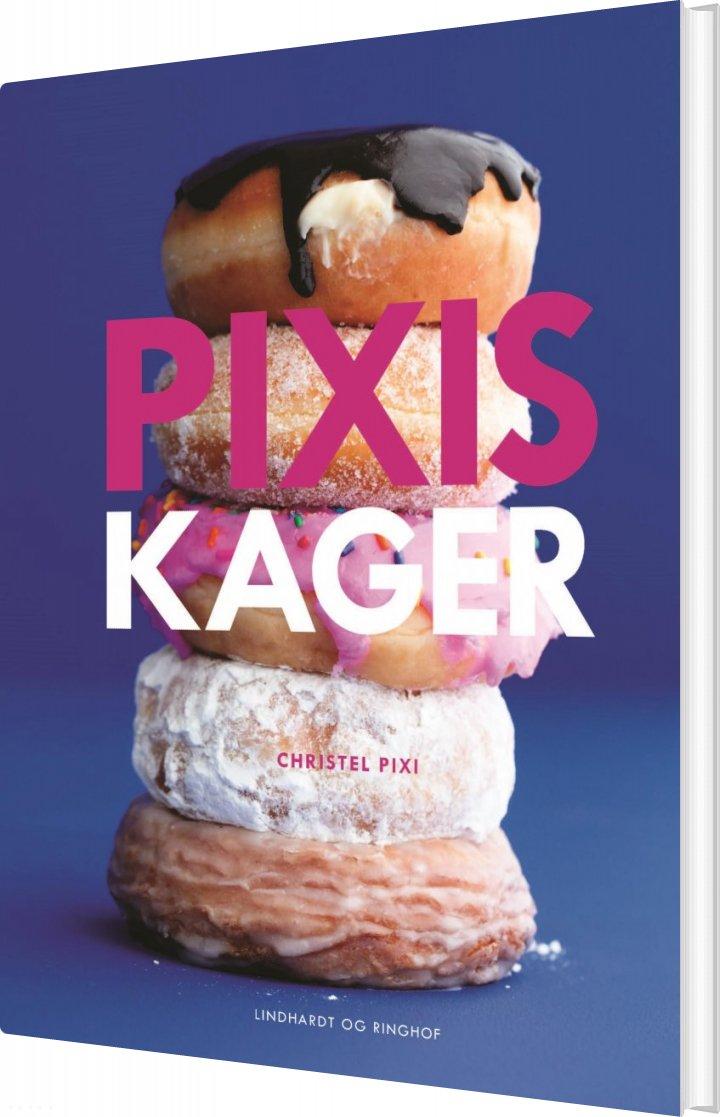 Pixis Kager - Christel Pixi - Bog
