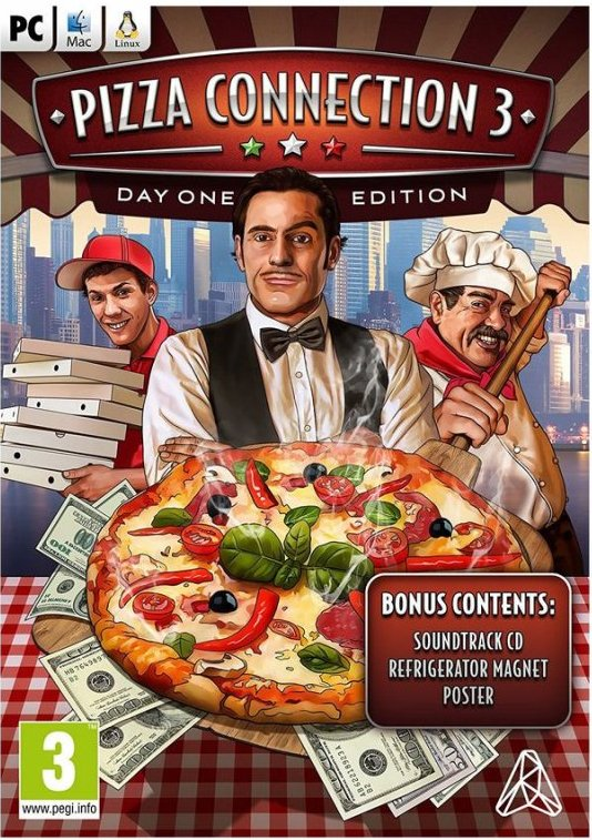 Image of   Pizza Connection 3 - PC
