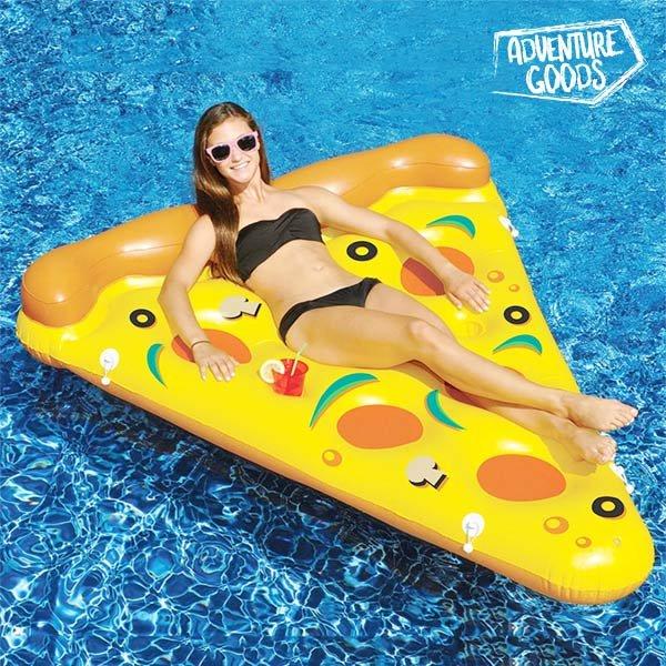 Image of Pizza Luftmadras Til Pool