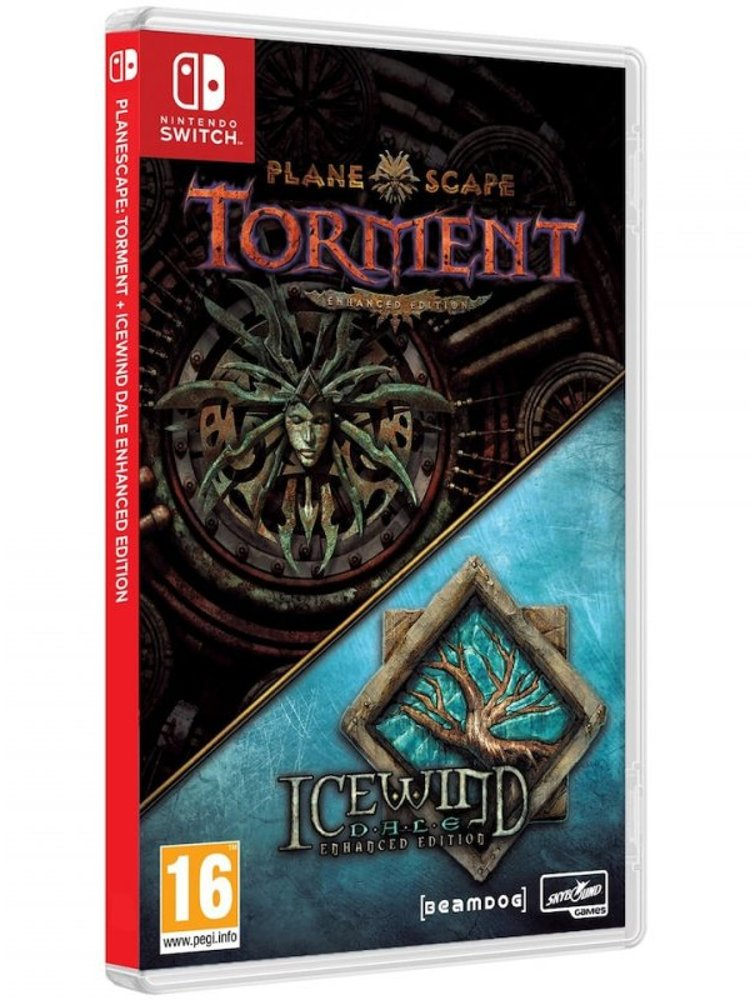 Image of   Planescape Torment & Icewind Dale - Nintendo Switch