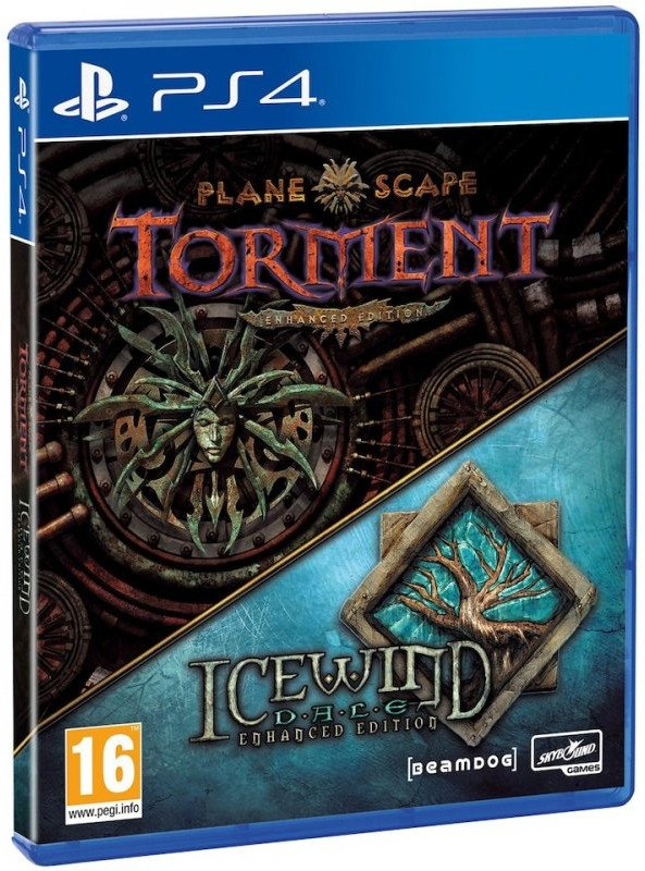 Image of   Planescape Torment & Icewind Dale - PS4