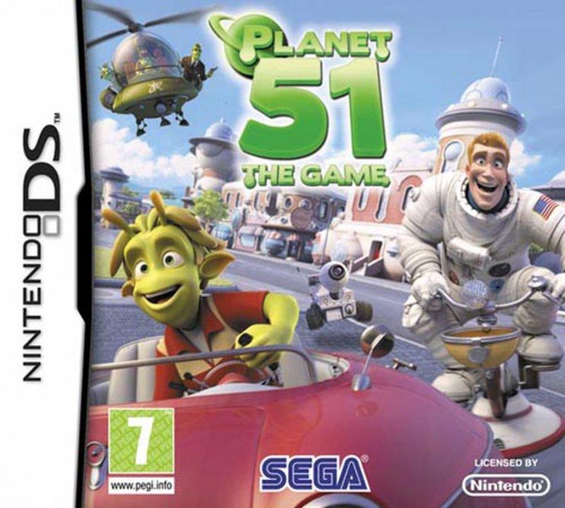 Planet 51 - Nintendo DS