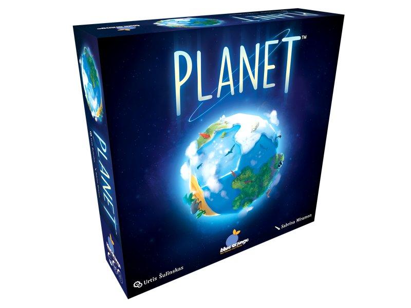 Planet - Brætspil - Engelsk