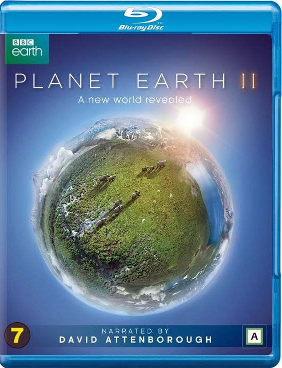 Image of   Planet Earth 2 - Bbc - Blu-Ray