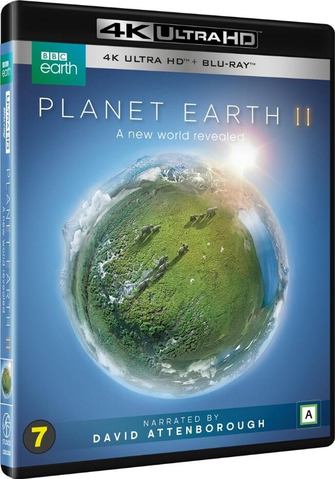 Planet Earth 2 - Bbc - 4K Blu-Ray