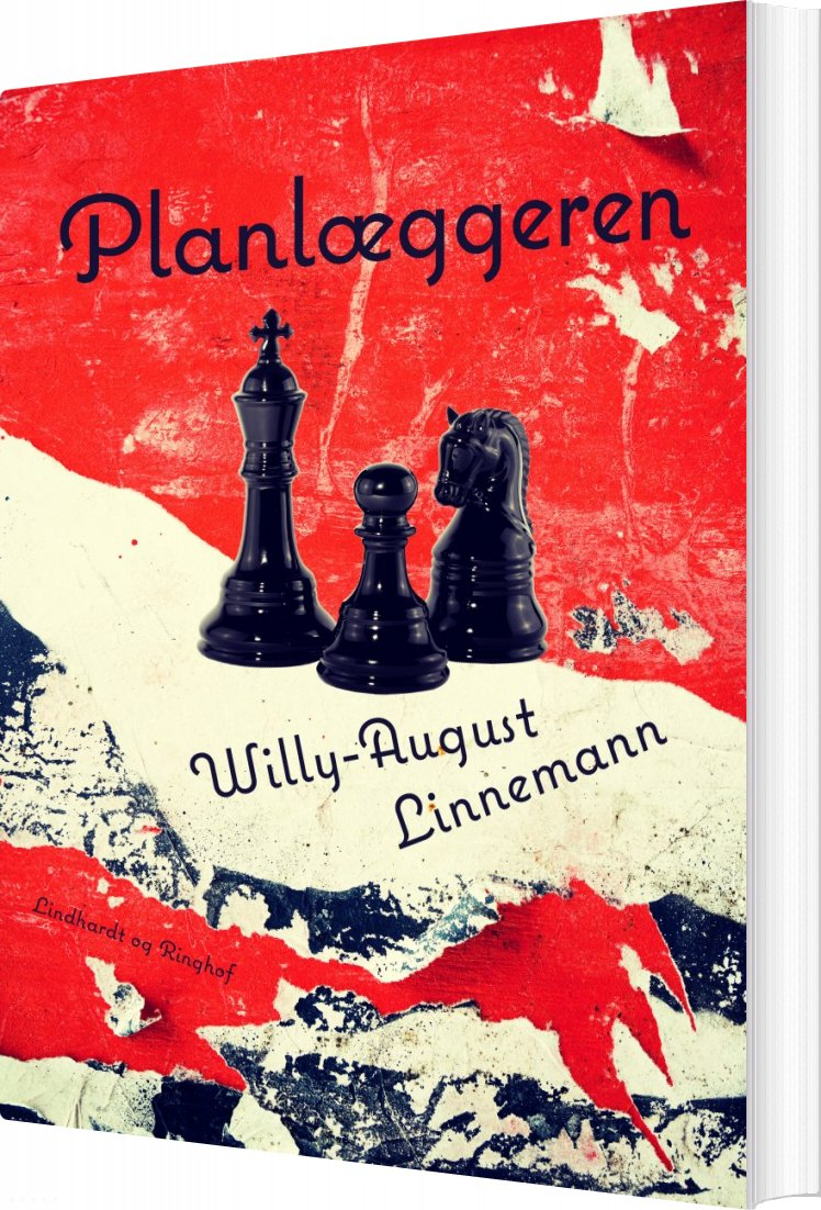 Planlæggeren - Willy-august Linnemann - Bog