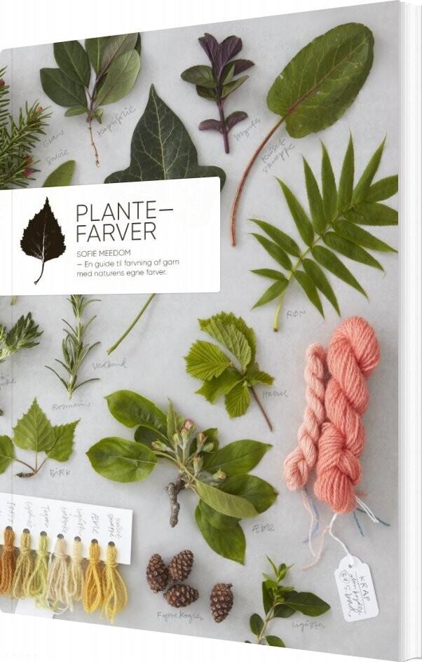 Image of   Plantefarver - Sofie Meedom - Bog