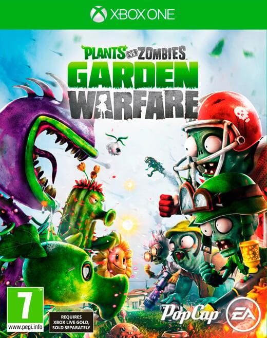 Image of   Plants Vs Zombies: Garden Warfare - Xbox One
