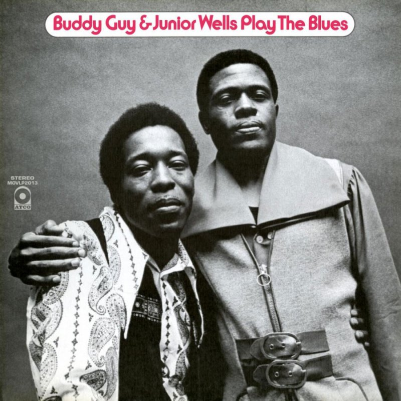 Image of   Buddy Guy & Junior Wells - Play The Blues - Vinyl / LP