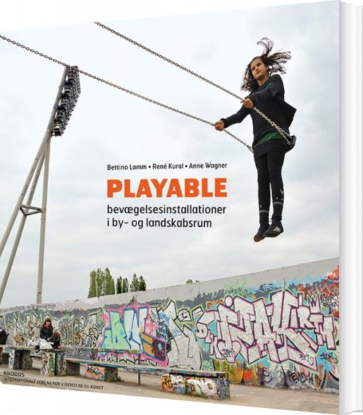 Image of   Playable - Anne Wagner - Bog