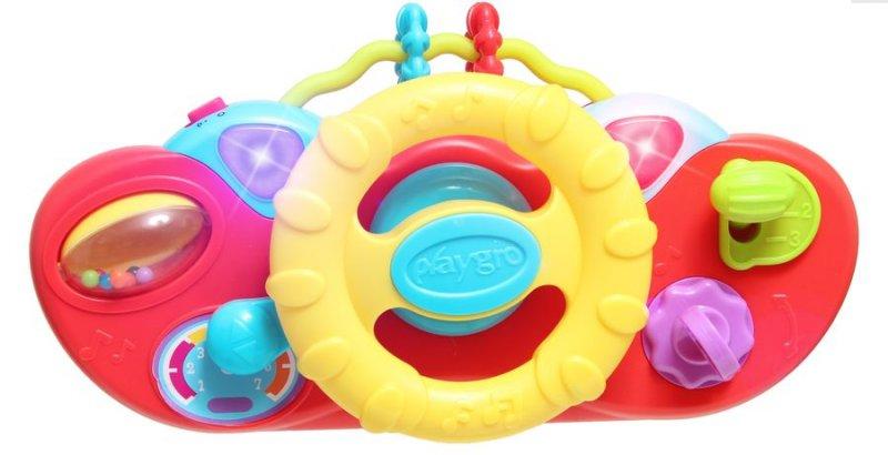Højmoderne Playgro Legetøjsrat Til Klapvogn - Music Drive & Go → Køb billigt her CI-42