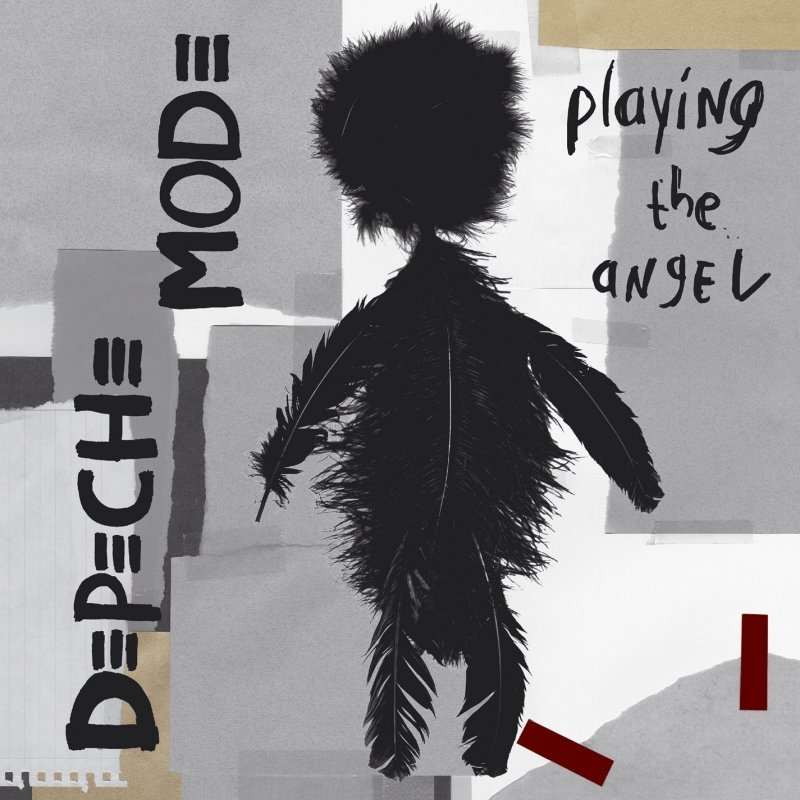 Depeche Mode - Playing The Angel - Vinyl / LP