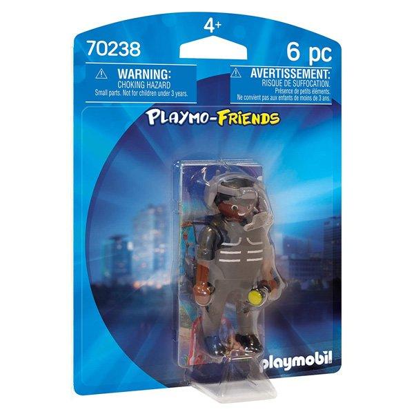 Playmobil Friends - Specialstyrke Agent - 70238