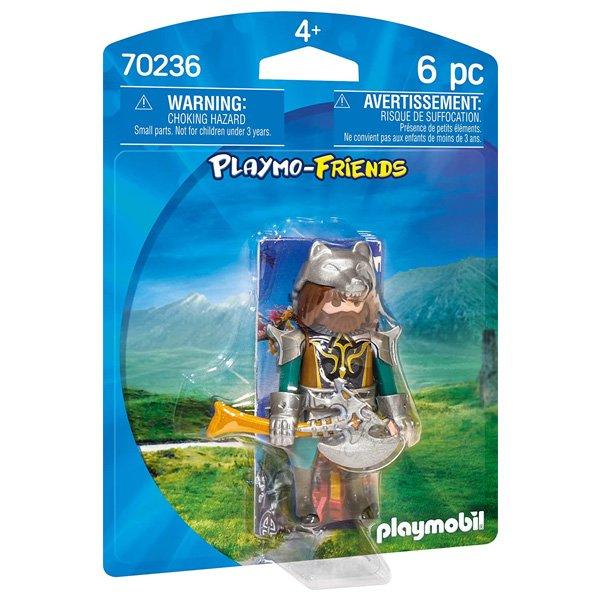 Playmobil Friends - Ulvekriger - 70236