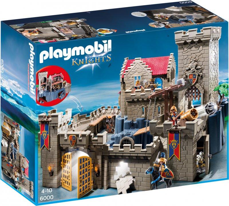 Playmobil Knights 6000 - Løveriddernes Borg