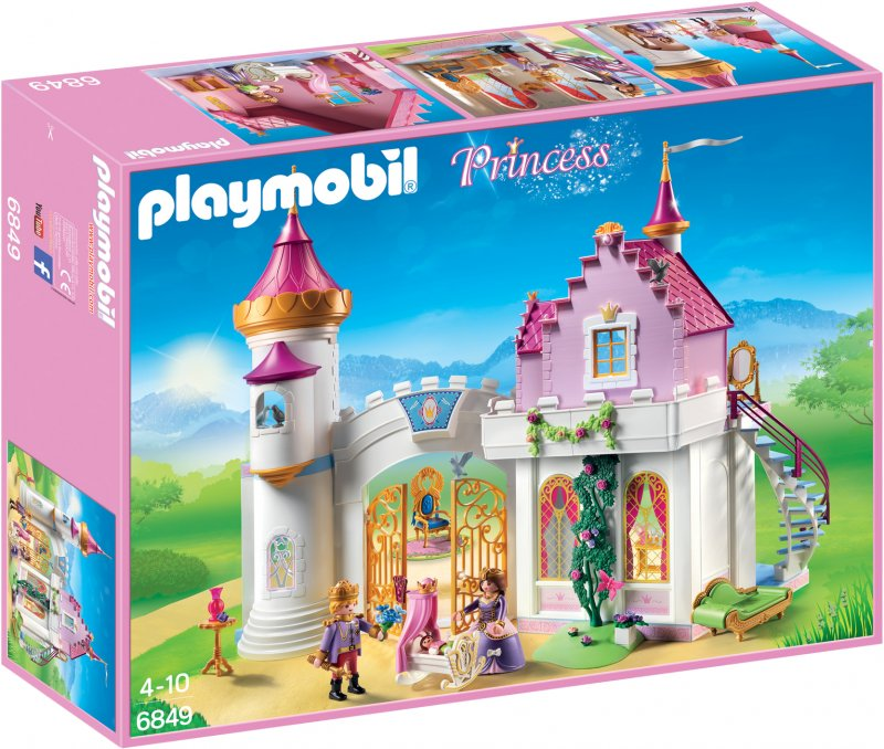 Playmobil Prinsesseslot, Playmobil Prinsesse