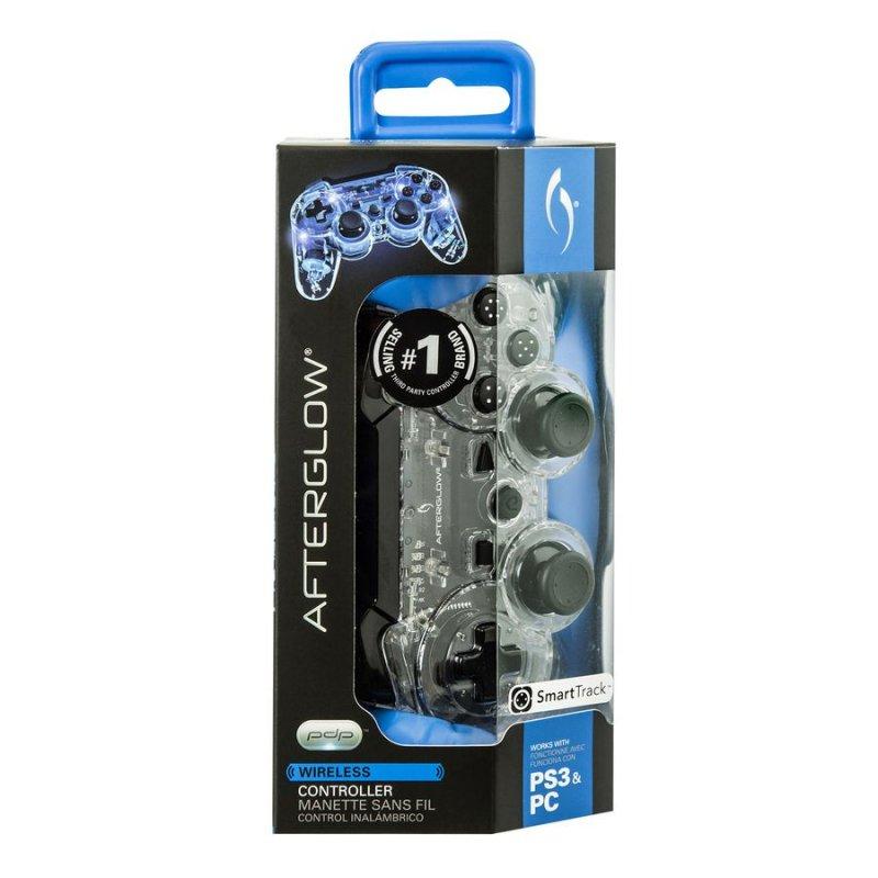 Billede af Playstation 3 Afterglow Controller - Blå