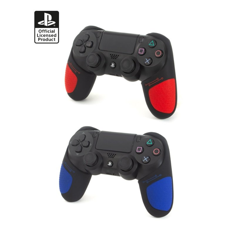Image of   Officiel Ps4 Dualshock 4 Comfort Grip Twin Pack
