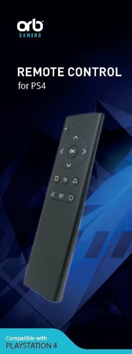 Image of   Playstation 4 - Fjernbetjening - Remote Controller 2.4g Til Ps4