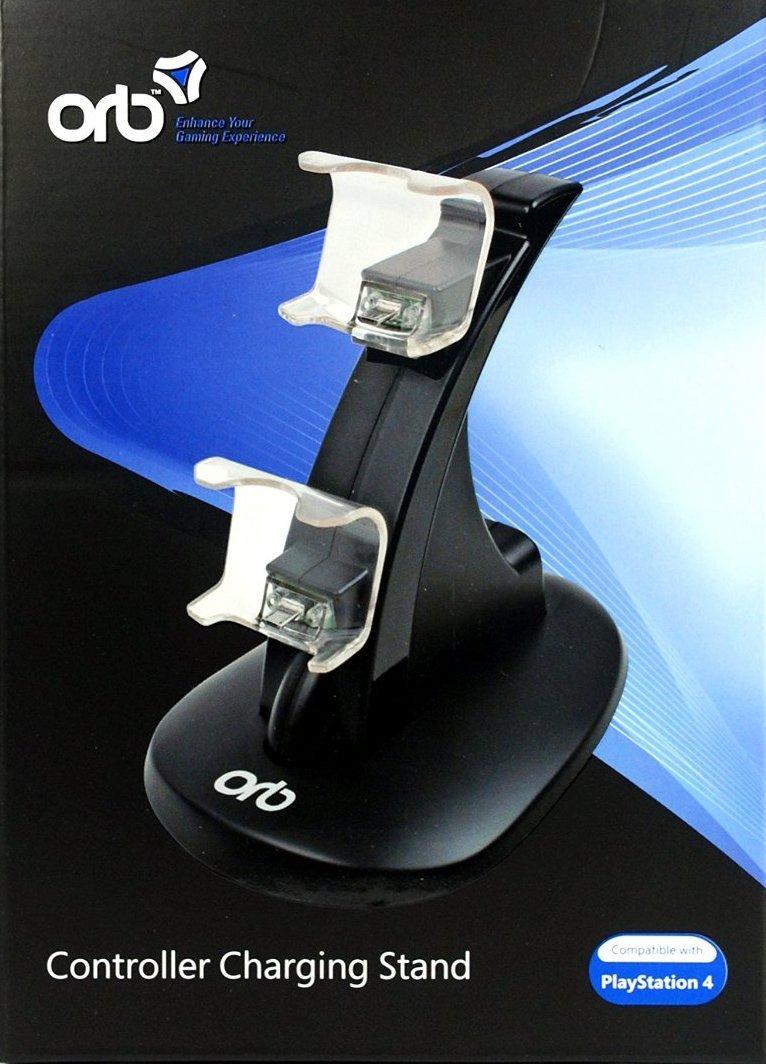 Image of   Sony Playstation 4 - Vertikal Ladestation - Orb