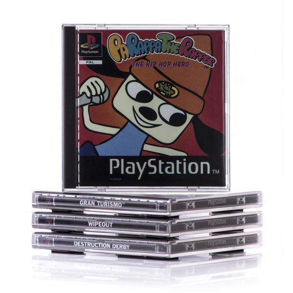Image of   Playstation Coasters / Bordskånere Vol.1