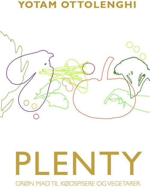 Plenty - Grøn Mad Til Kødspisere Og Vegetarer - Yotam Ottolenghi - Bog