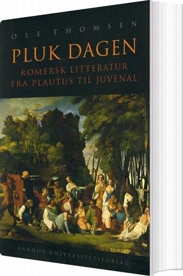Pluk Dagen - Ole Thomsen - Bog