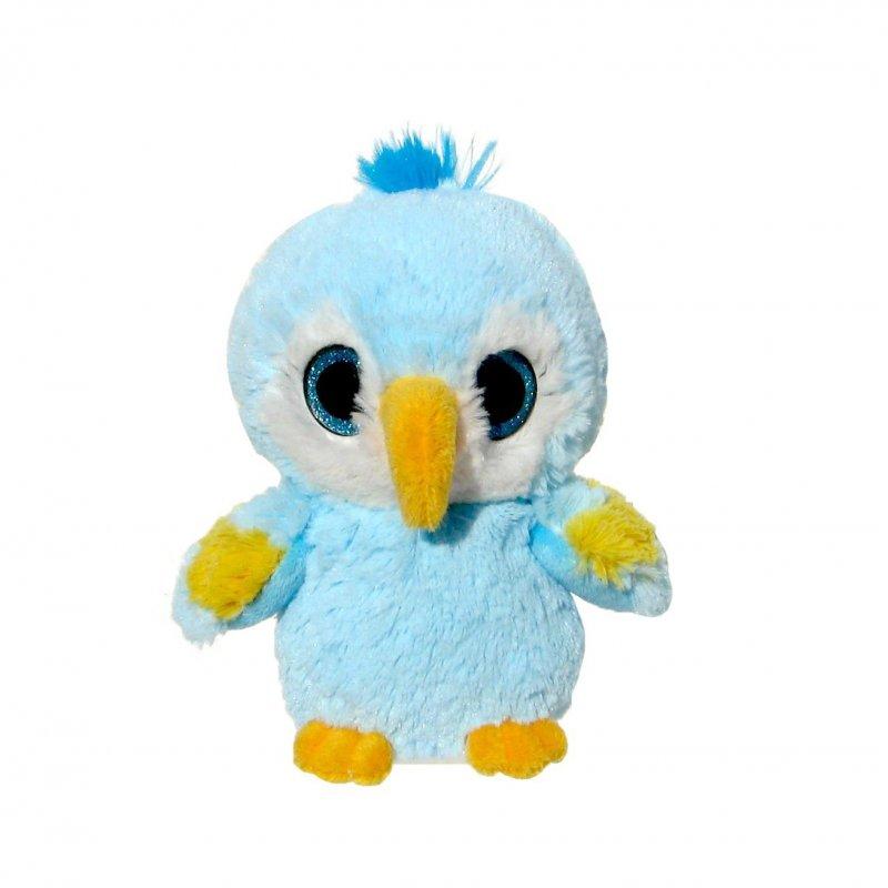 Papegøje Bamse - 15 Cm