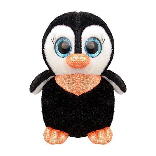 Pingvin Bamse - Baby - 15 Cm