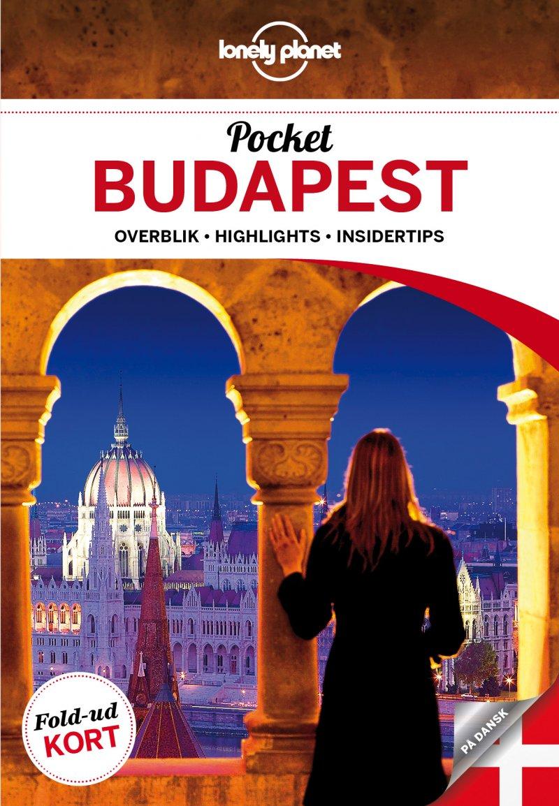 Pocket Budapest - Lonely Planet - Bog