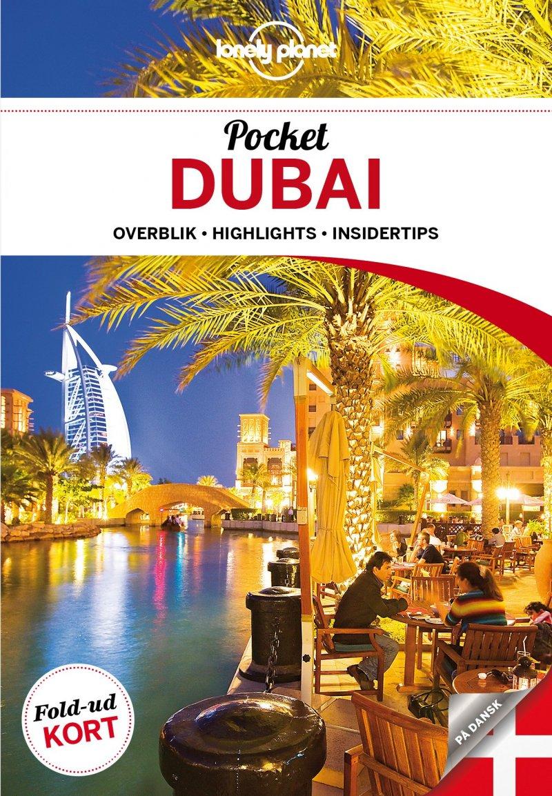 Image of   Pocket Dubai - Lonely Planet - Bog