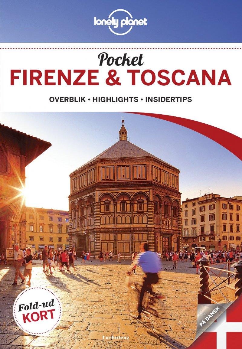 Billede af Pocket Firenze & Toscana - Lonely Planet - Bog