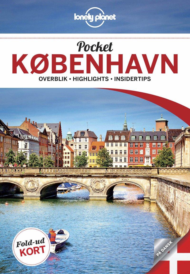 Pocket København - Lonely Planet - Bog