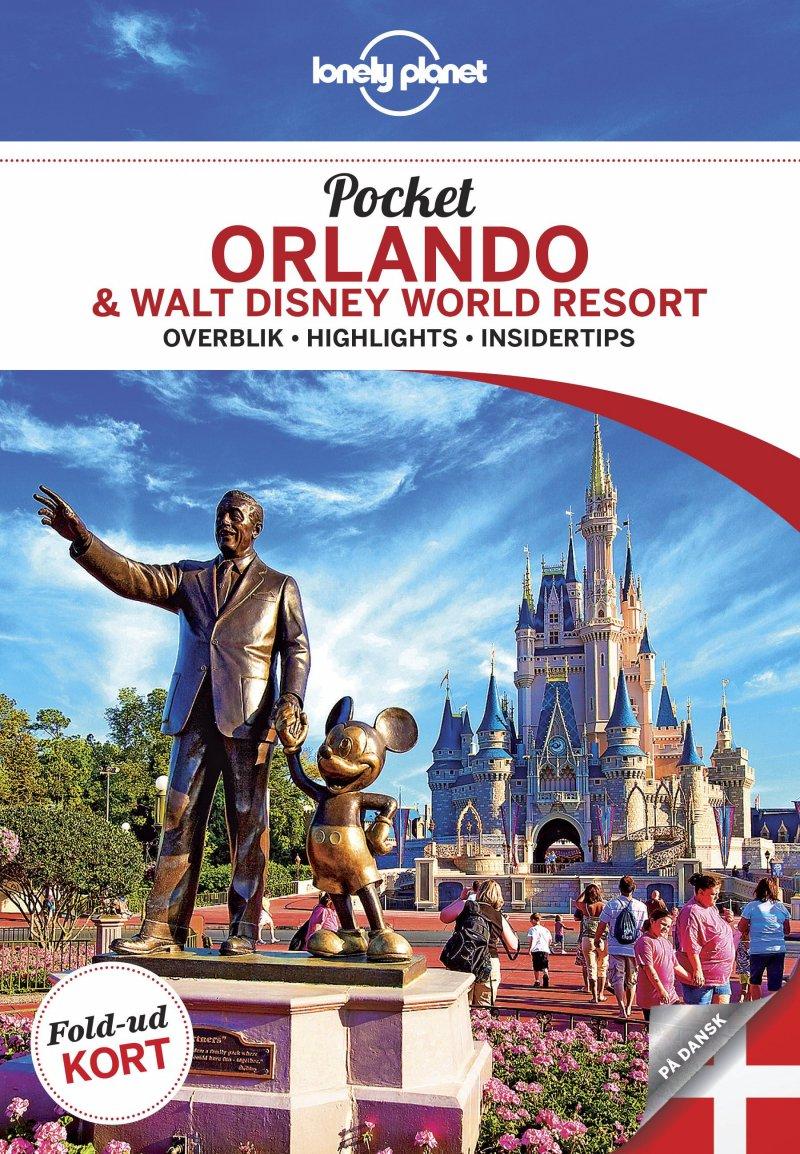 Pocket Orlando & Disneyworld - Lonely Planet - Bog