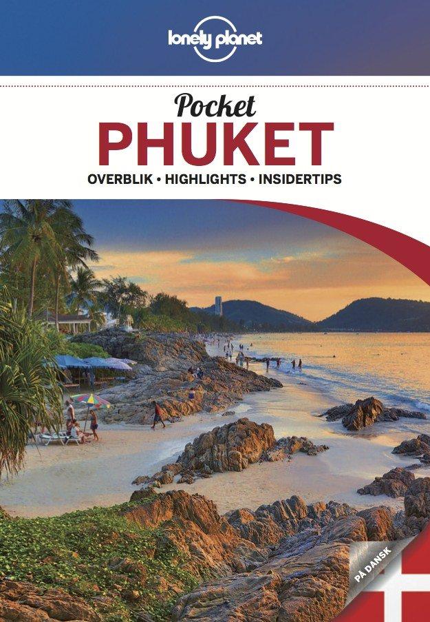 Billede af Pocket Phuket - Lonely Planet - Bog