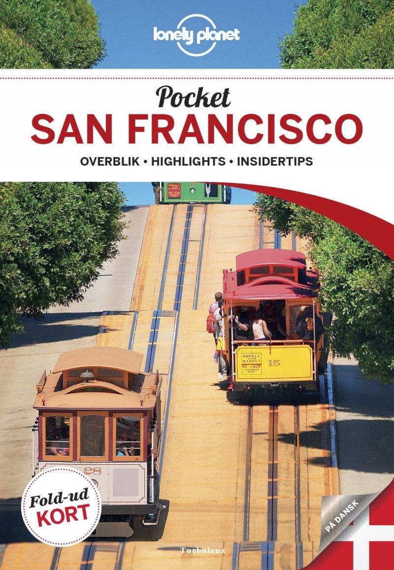 Pocket San Francisco - Lonely Planet - Bog