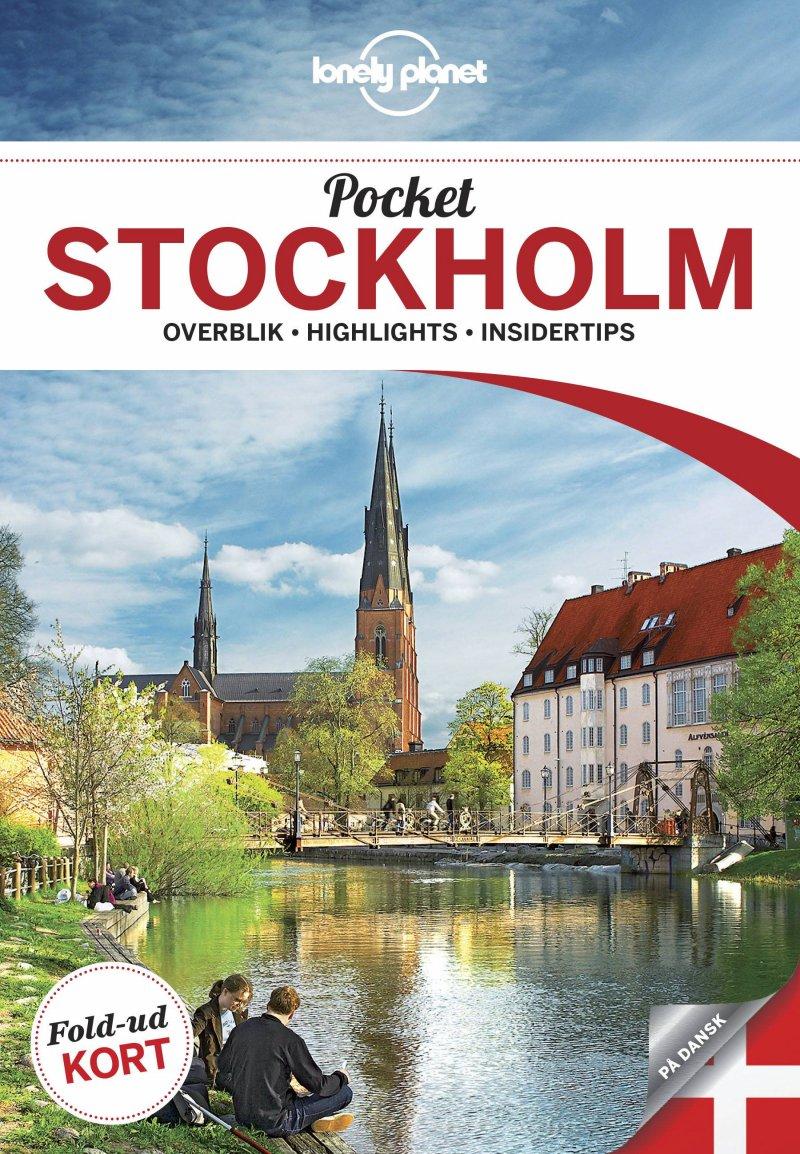 Image of   Pocket Stockholm - Lonely Planet - Bog