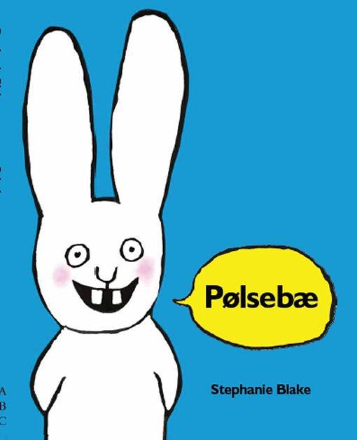 Image of   Pølsebæ - Stephanie Blake - Bog