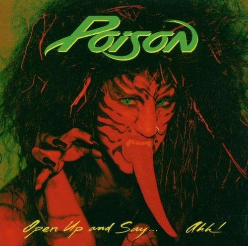 Image of   Poison - Open Up And Say Ahh.. 20th Anniversary Edition - CD