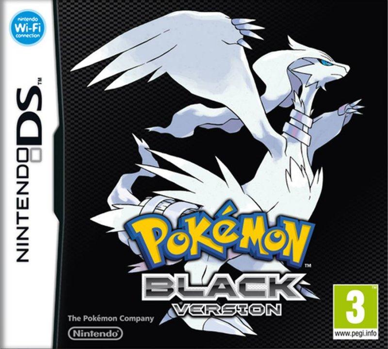 Pokemon Black Version - Nintendo DS
