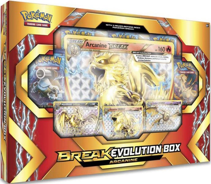 Pokemon Kort Box