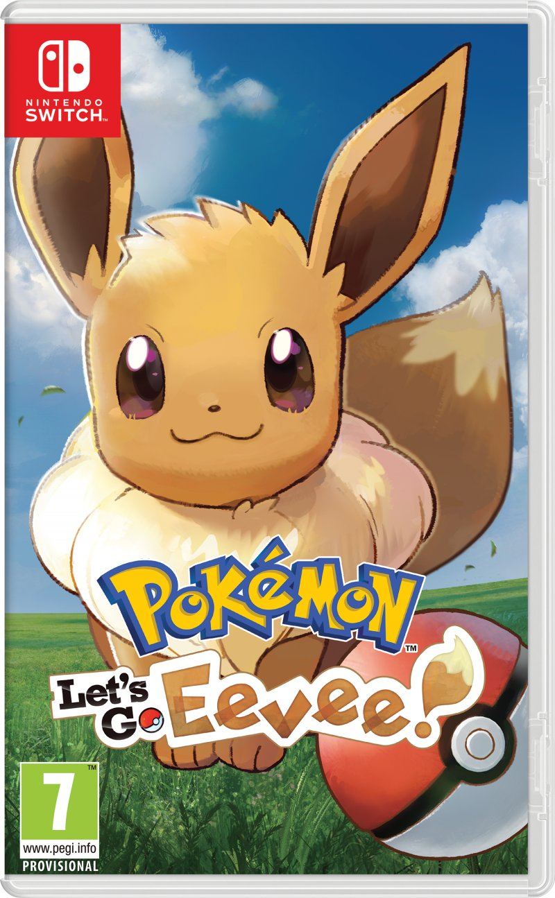 Image of   Pokemon: Let's Go, Eevee! - Nintendo Switch