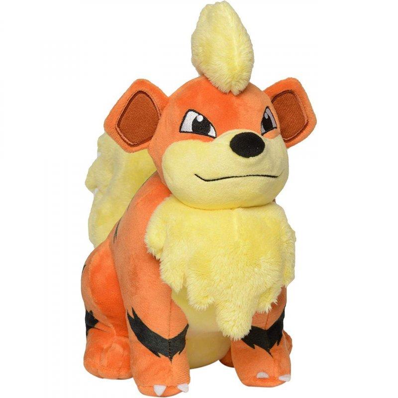 Pokémon Plys Bamse - Growlithe - 20 Cm