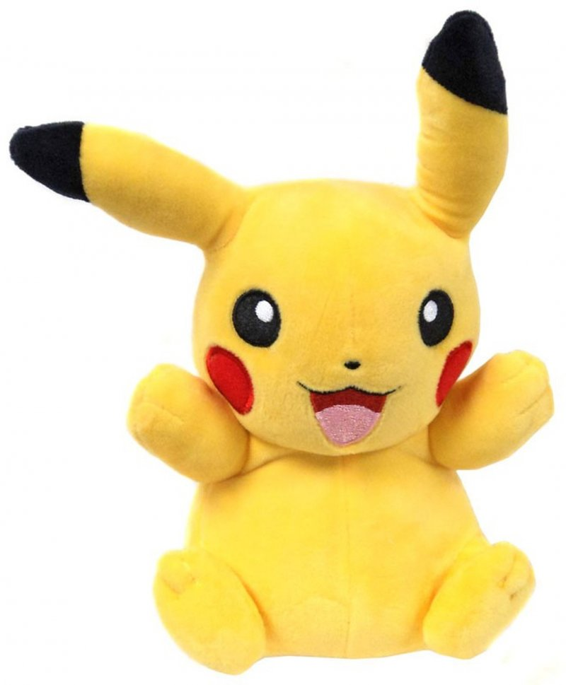 Pokemon Bamse - Pikachu - 20 Cm