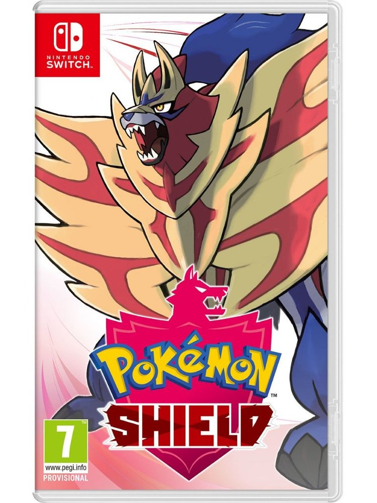 Image of   Pokemon Shield - Nintendo Switch