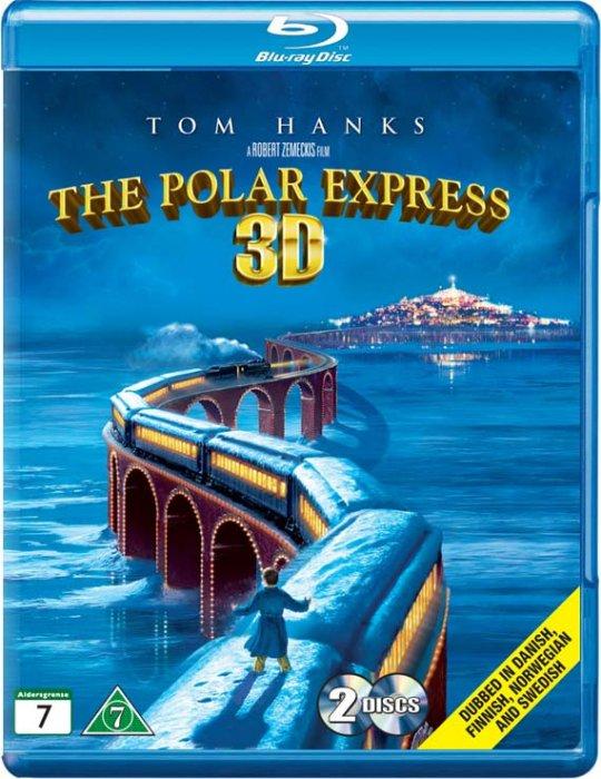 Polar Ekspressen - 3D Blu-Ray