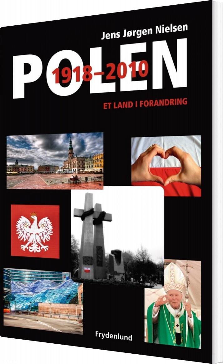 Image of   Polen 1918-2010 - Jens-jørgen Nielsen - Bog