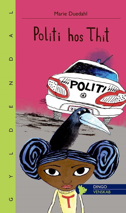 Politi Hos Thit - Marie Duedahl - Bog