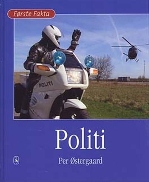 Politi - Per østergaard - Bog
